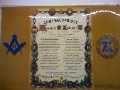 Perpignan:inauguration du nouveau temple maçonnique &quot&#x3B;Ramon Llull&quot&#x3B;! itw des Frères Yves,Hervé et Roger par Nicolas Caudeville