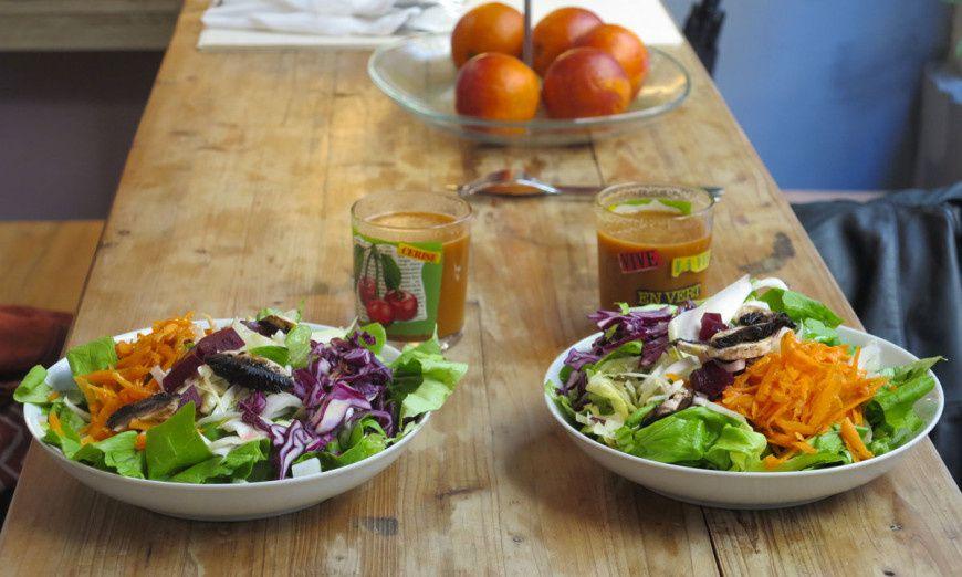 Perpignan/restaurant végétarien: la révolution verte de Florence Ricaud! interview par Nicolas Caudeville
