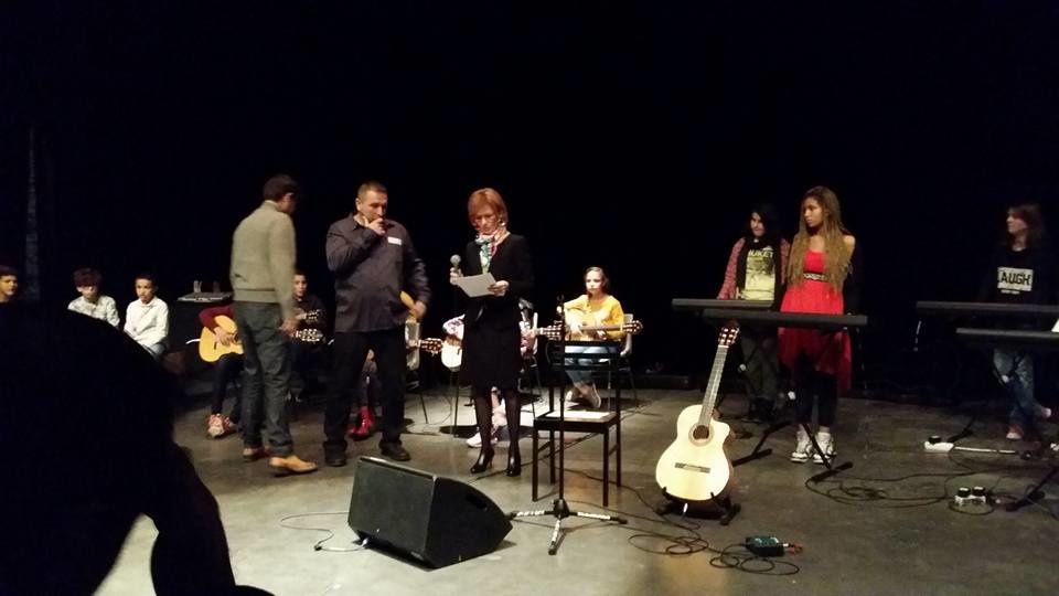Perpignan/Casa Musicale: un orchestre en ville sous l'égide de la rumba catalane de Tato Garcia! interview par Nicolas Caudeville