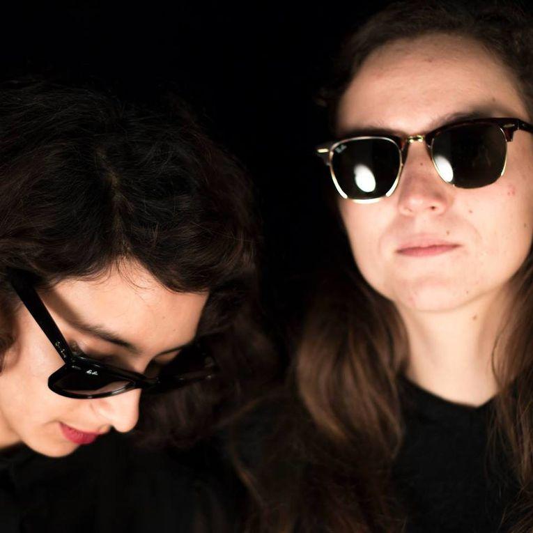 Perpignan/Rock: Docteur Maskine et miss Rage! un duo de joie rageuse! interview Sara Maskine par Nicolas Caudeville