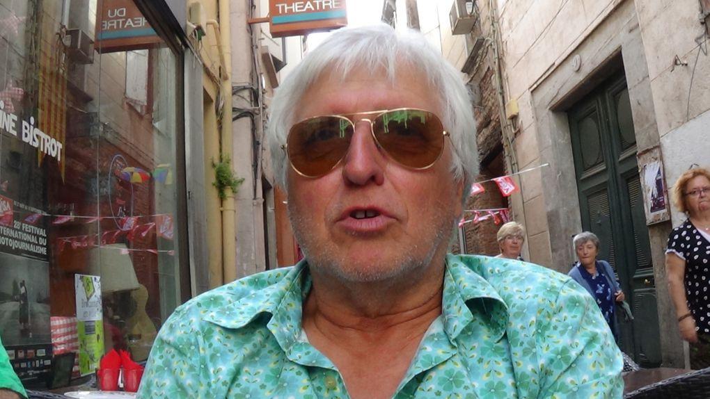 Occitanie: deux morceaux de l'identité nord catalane parlent! interview Carles Sarrat, Jean Casagran par Nicolas Caudeville