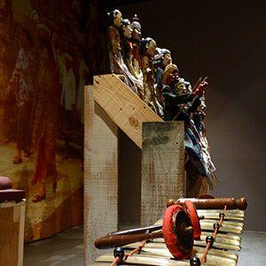 Céret: le musée de l'instrument de musique, un outil d'anthropologie à l'écoute du monde! interview Paul Macé par Nicolas Caudeville