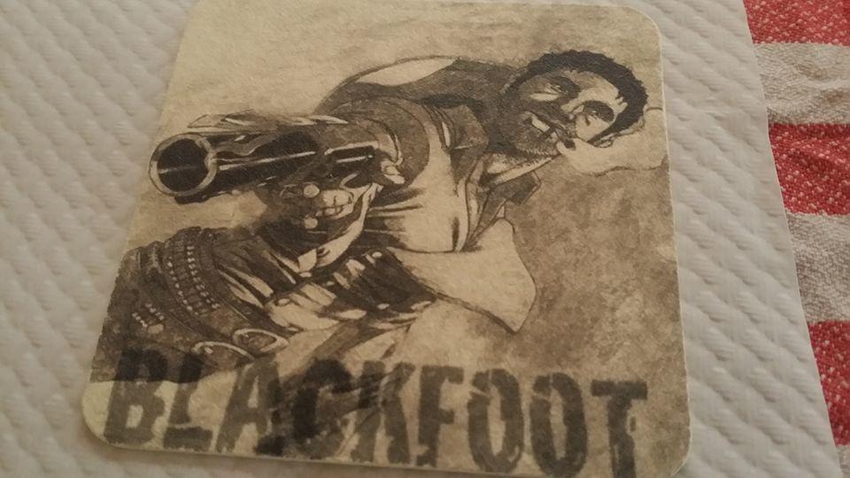 Pour Noël achetez une BD faite ici 'Blackfoot'  western fantastique par Philippe Bringel et Belya Dogan ! interview par Nicolas Caudeville