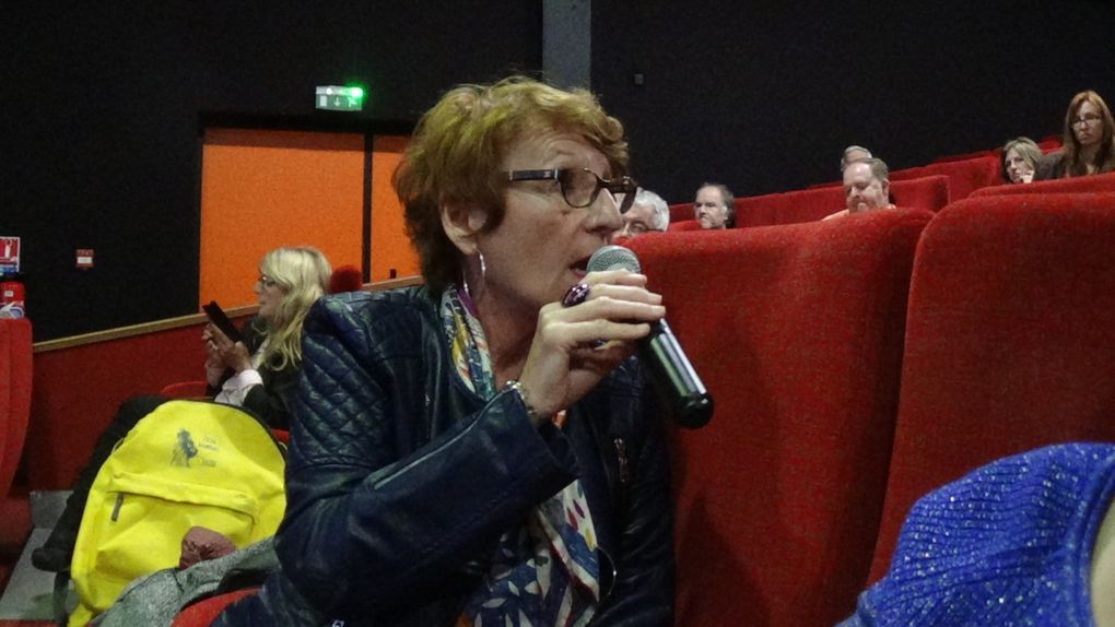 Perpignan: La vidéo du débat au cinéma Castillet autour du film &quot&#x3B;Un allé simple pour Perpignan&quot&#x3B; avec Bertrand Schmit , René Granmont animé par Nicolas Caudeville
