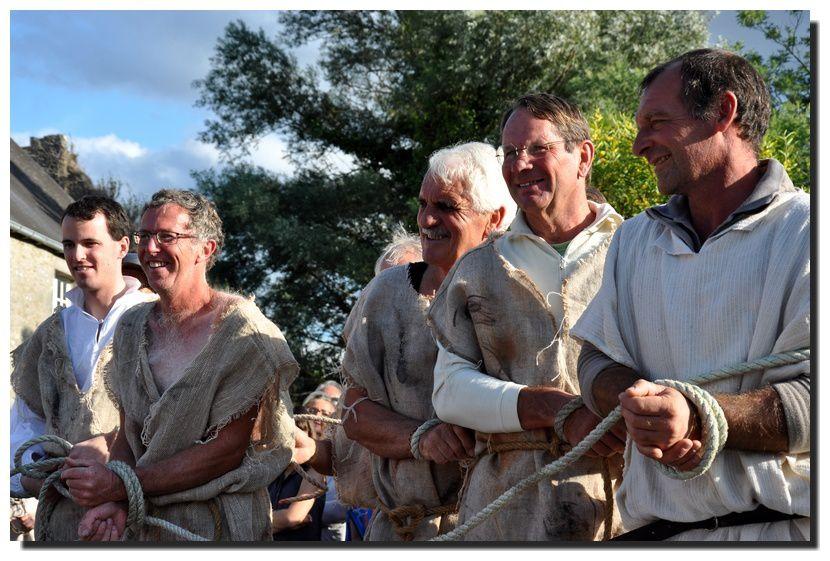 Visites théatralisées : Valcanville et la commanderie des templiers