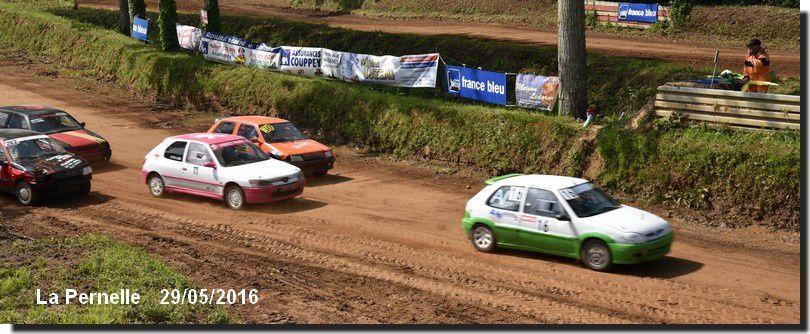 La Pernelle: du fol'car, spring car et buggy