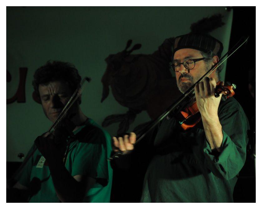 Jack Fergus en concert