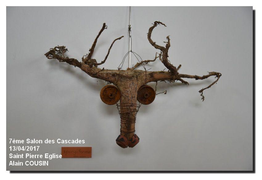 7ème Salon des Cascades, Saint Pierre Eglise