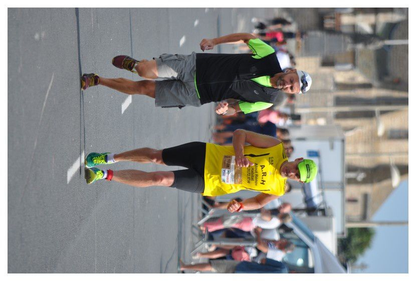 Barfleur : Marathon de la pointe de Barfleur (2/3) Des arrivées