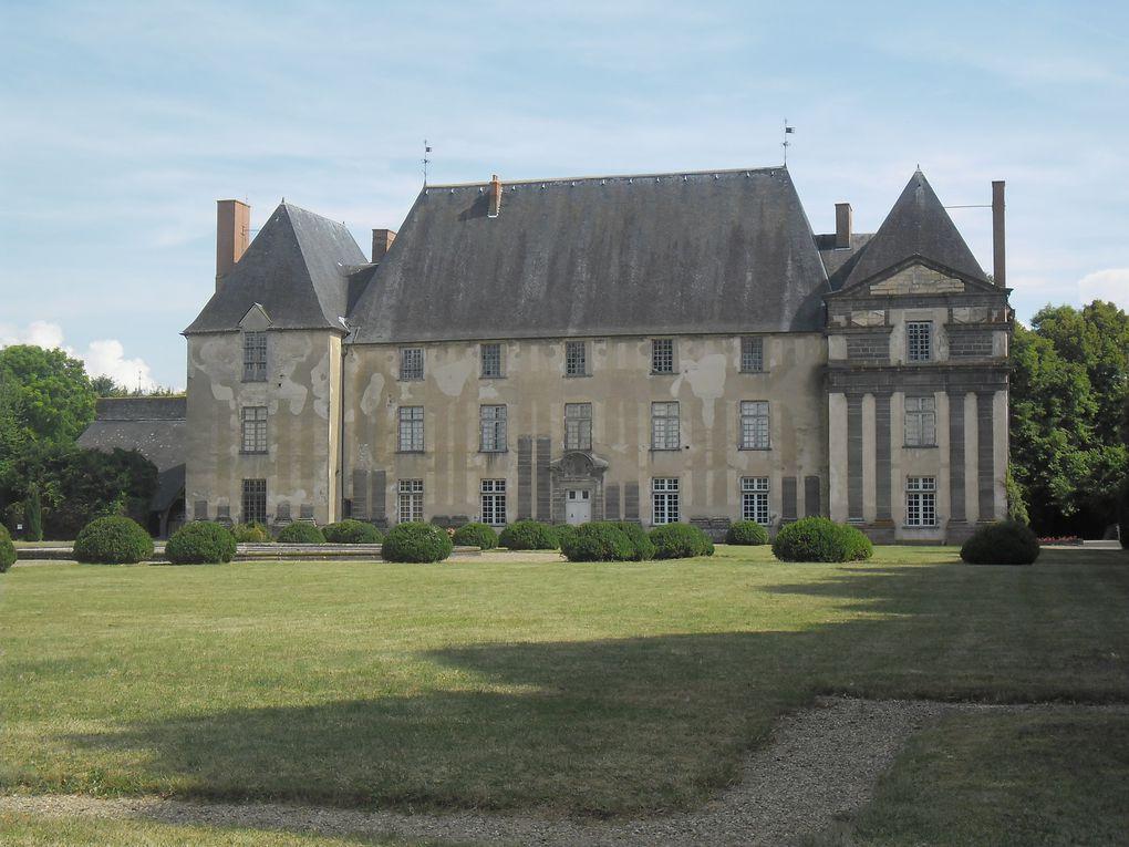 Visite du Château d'Effiat