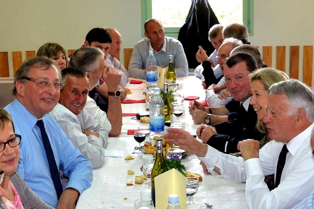160 invités au repas cantonal des sapeurs-pompiers
