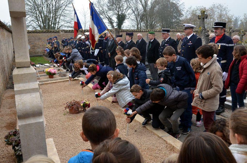 11 novembre : une cérémonies très suivie