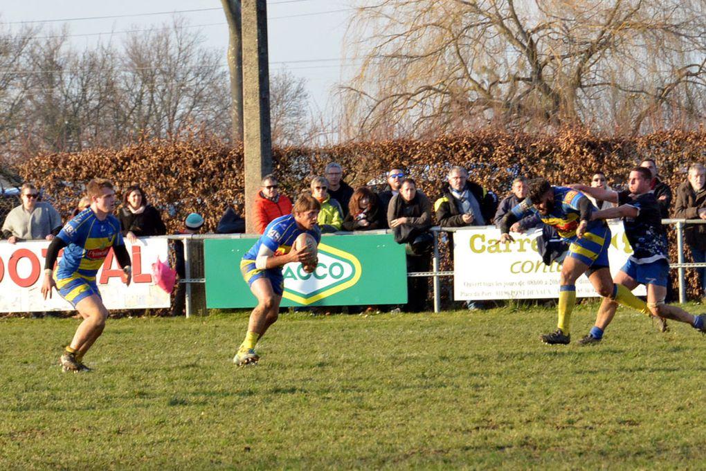 Rugby : le RCHB sur un air de revanche