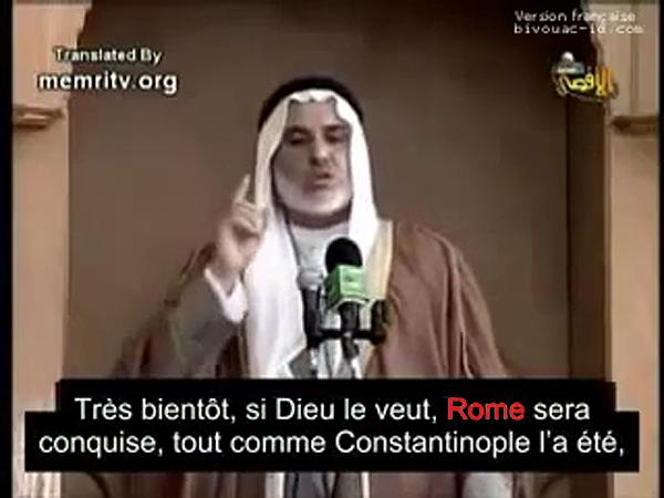 Islam et la futur conquête de l'Europe ( Vidéos )