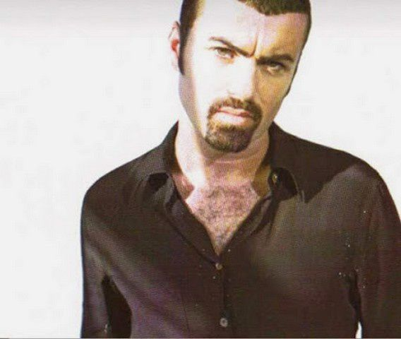 George Michael Year 1996 in pictures !!