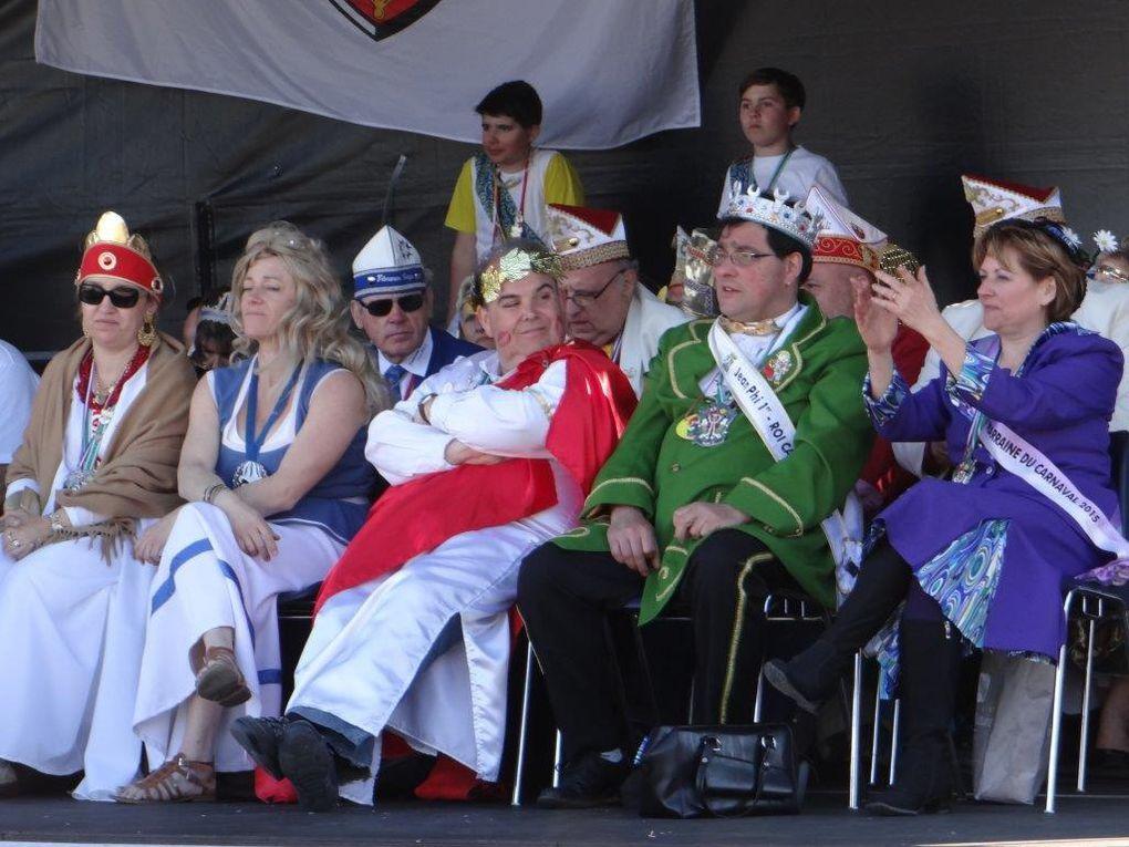 Carnaval de Pornic dimanche 19 avril 2015.