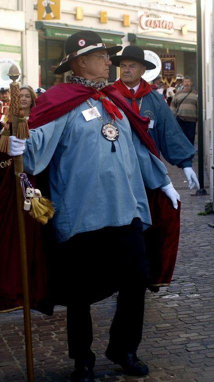3eme Grand Chapitre de la Confrérie Pornicaise de la Tête de Veau.