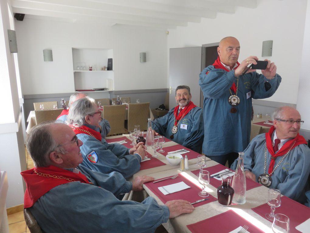 Test Vitellus Restaurant La Forge à Corcoué sur Logne. Jeudi 16 mars 2017.