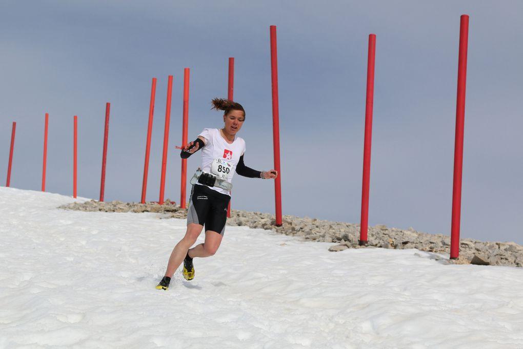 Ouverture gagnante de Juliette Bénédicto et de Sébastien Spehler sur le 47,2 km de l'Ergysport Trail du Ventoux