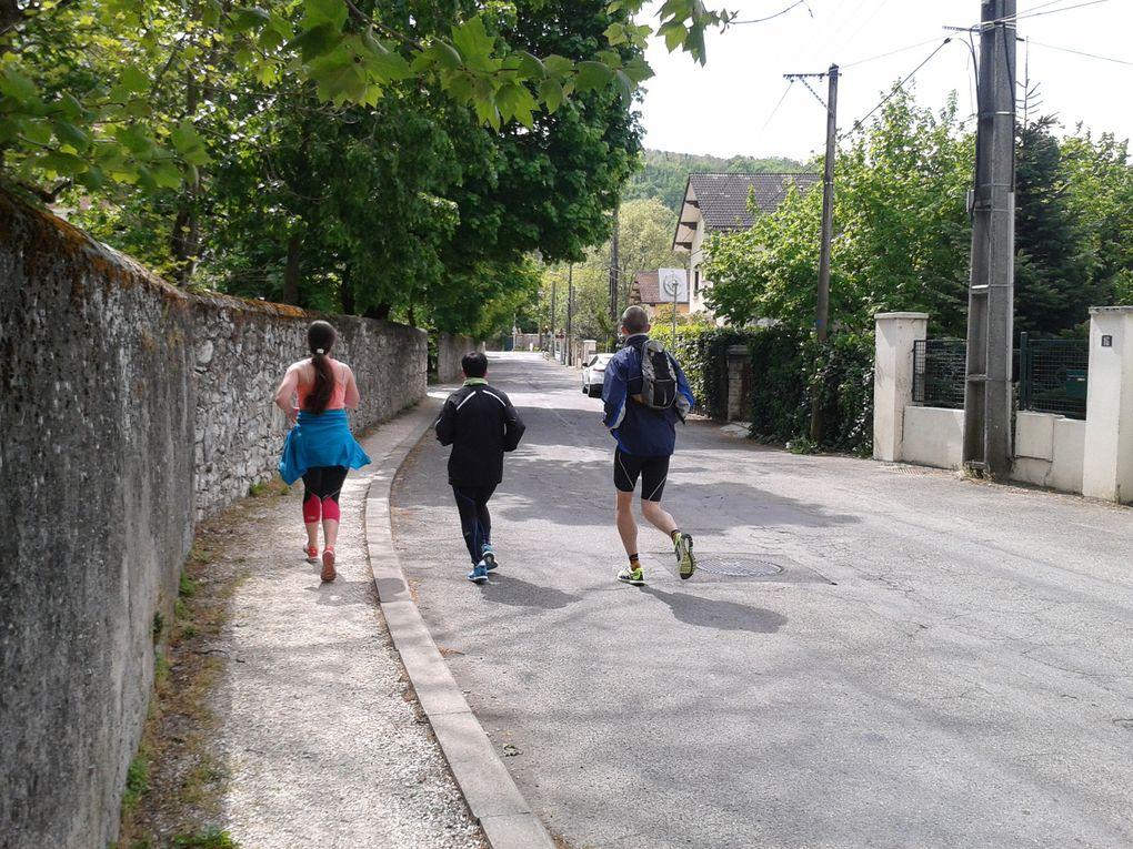 Séance City Trail du 19 avril 2014