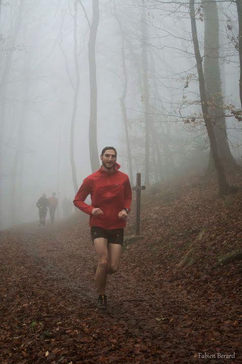 Christophe : le Sacré Trail boueux 2015