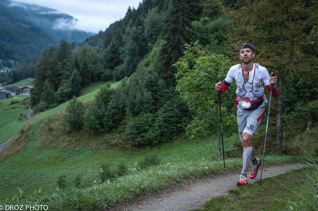Wings for life Runner World Run : Performances et solidarité réactions de Thibaut Baronian et François D'Haene.
