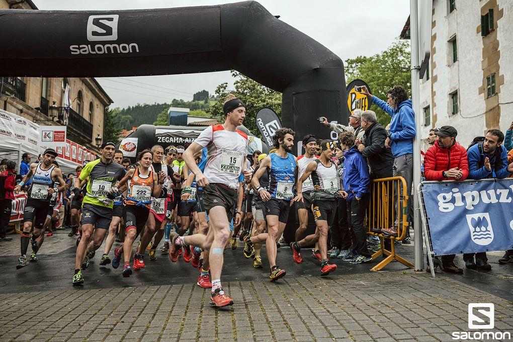 Michel Lanne bilan et regard après course d'un fan du Marathon de Zegama-Aizkorri