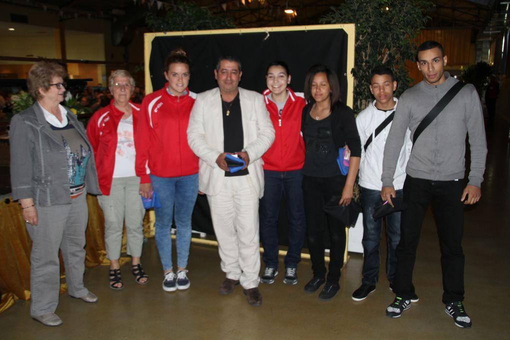 Le sport vénissian a été mis en valeur ce vendredi soir par la municipalité et l'Office Municipal du Sport