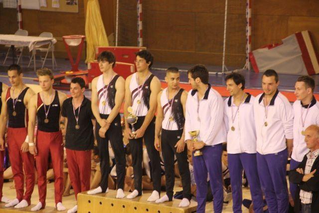 Six équipes répresenteront le CMOV Gymnastique lors des finales nationales UFOLEP