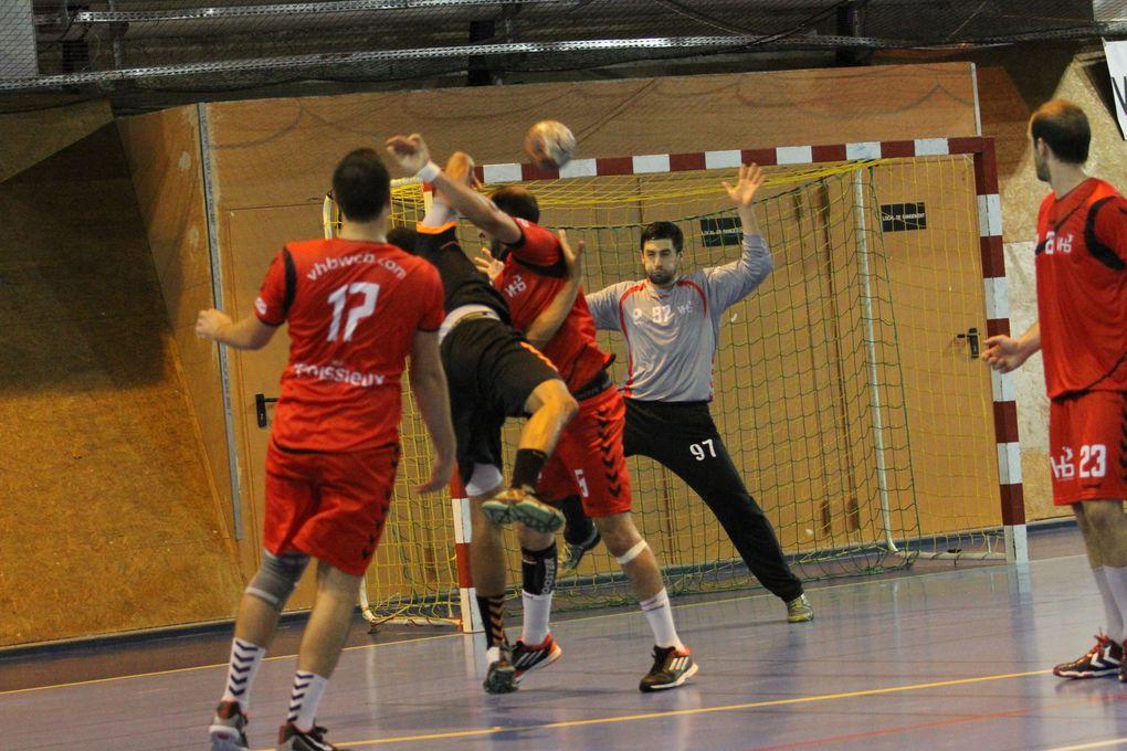 Contrairement à l'année dernière, Vénissieux Handball commence le championnat par une victoire