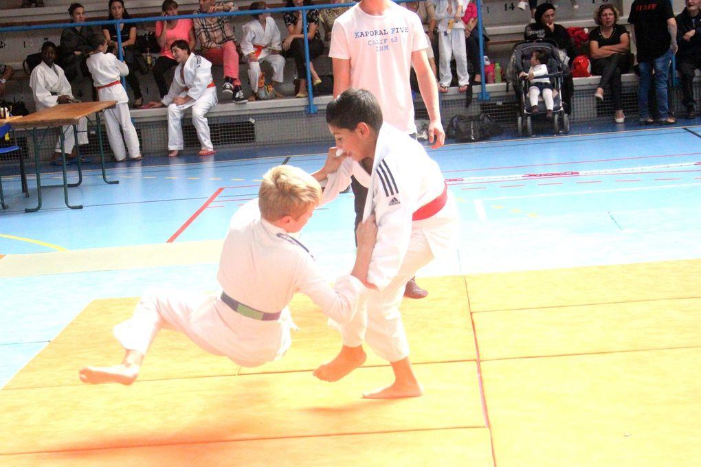 La saison des compétitions du judo UFOLEP a débuté ce samedi à Vénissieux