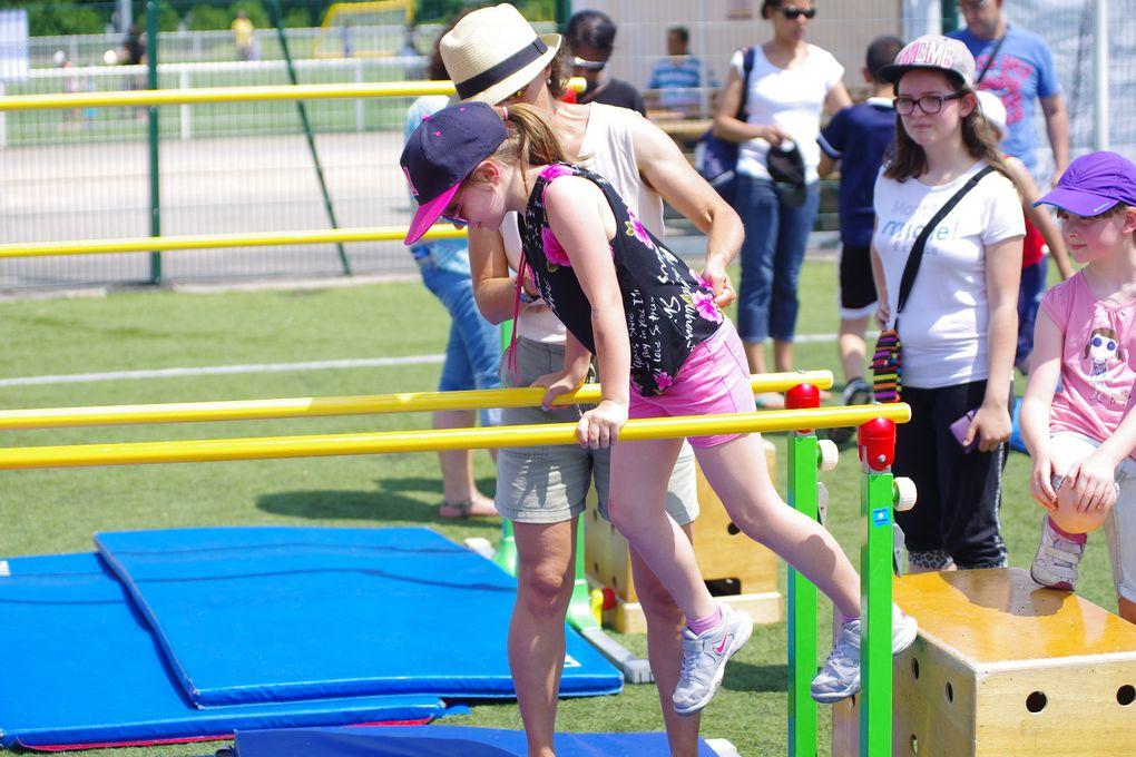 Il  y avait foule pour la 6e édition de la Fête du sport et de la jeunesse de Vénissieux