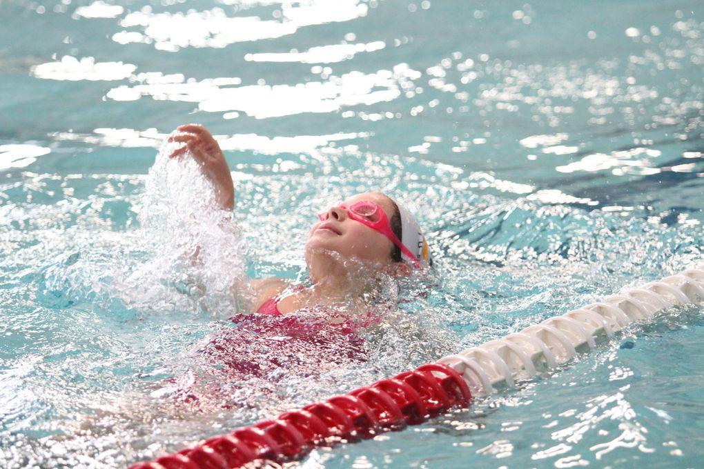 L'école de natation du CMOV Natation était présente ce samedi après-midi à la piscine Auguste Delaune
