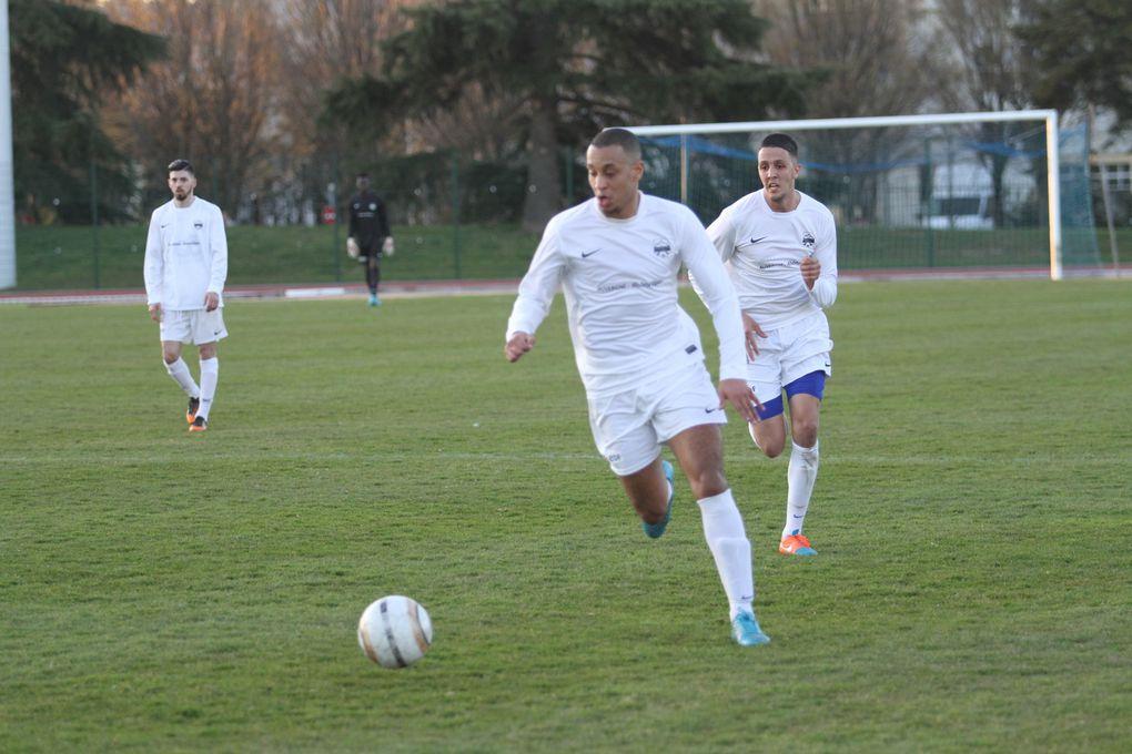 L'AS Minguettes-Vénissieux s'est qualifiée pour les quart de finale de la Coupe Rhône-Alpes