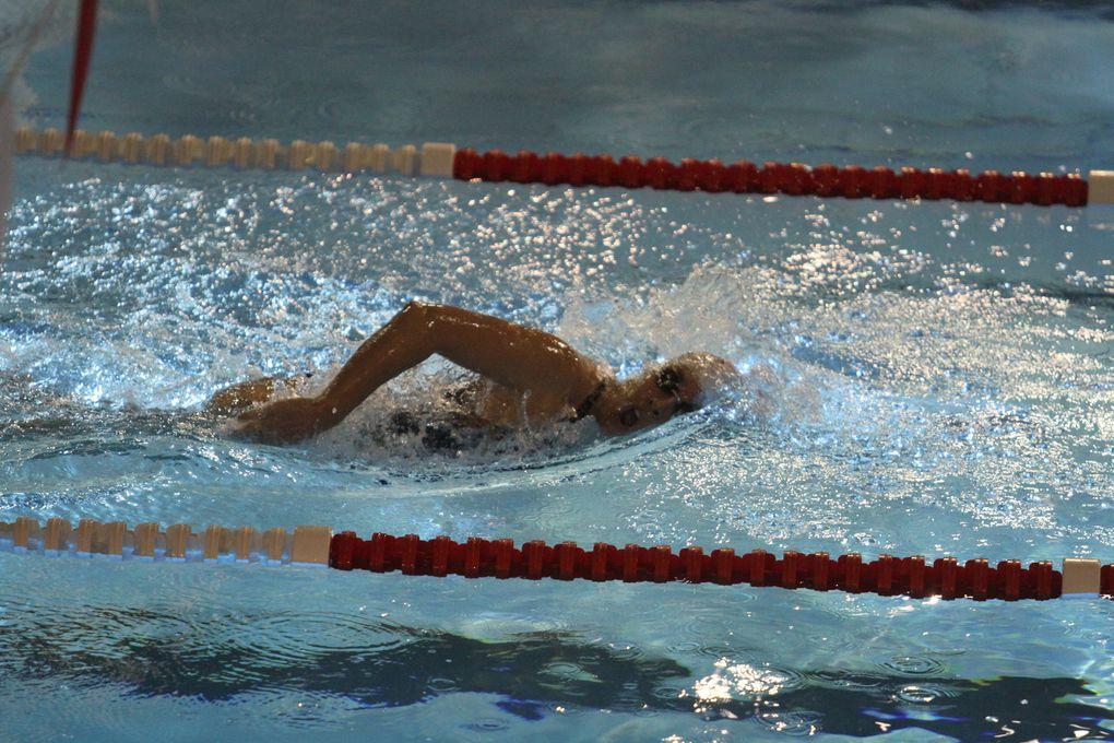 Une manifestation de natation courses où la convivialité prime sur l'esprit compétition