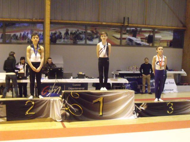 Excellentes performances du CMOV Gymnastique cette fin de semaine - Photos : © CMOV Gymnastique Danse et Trampoline