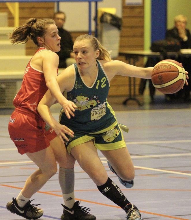 L'ALVP Basket féminine maintient le cap vers les play-off