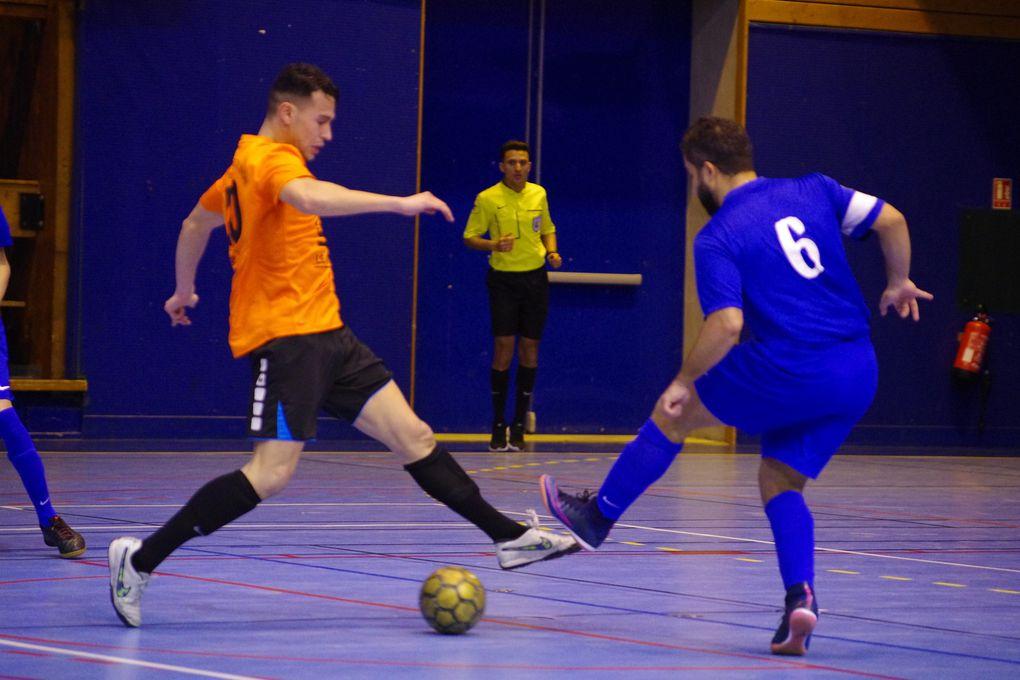 Les Vénissians de l'AS Minguettes Futsal sont en 16e de finale de la Coupe de France