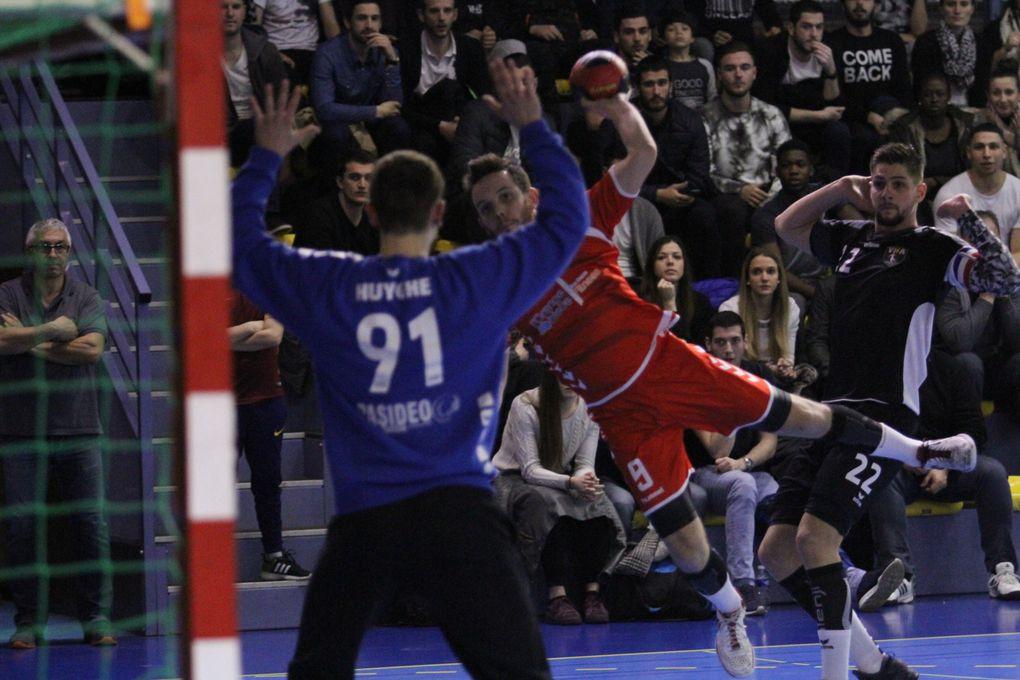 Vénissieux Handball peut avoir des regrets d'être passée proche d'un réel exploit