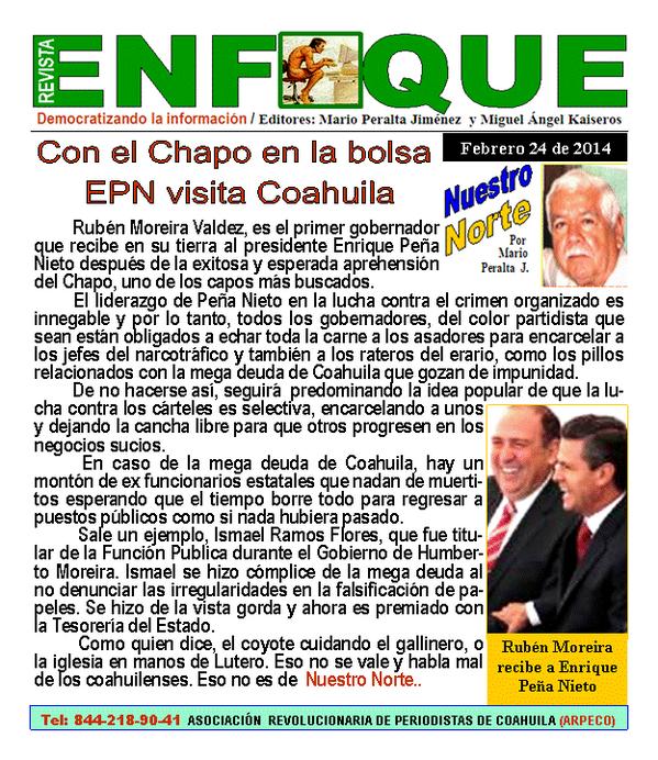 ¿La captura del Chapo Guzmán, un montaje? ex director de la #DEA señala que El #Chapo financió campaña de @EPN