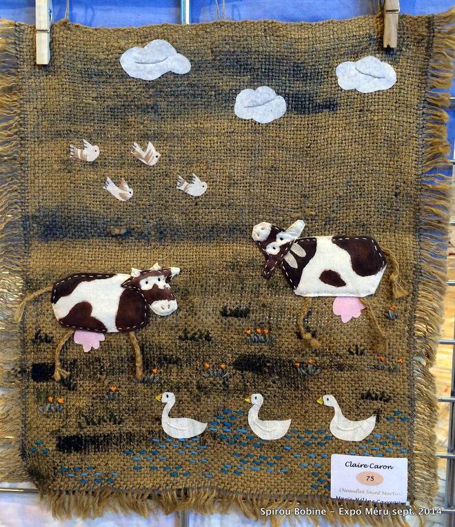 3ème Fête du Patchwork et de l'Aiguille, Méru septembre 2014
