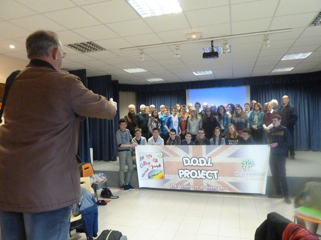 DODI PROJECT 15 - MEETING BRITISH ADULTS AT SCHOOL