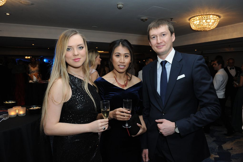 The &quot&#x3B;RUSSIAN DEBUTANTE BALL 2017&quot&#x3B; ON THE  47H OF NOVEMBER AT THE GROSVENOR HOUSE - LONDON