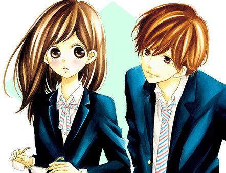 Kare-kano: nouveau manga de Hisa Kyômachi