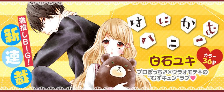 Honey come honey: une série de Yuki Shiraishi