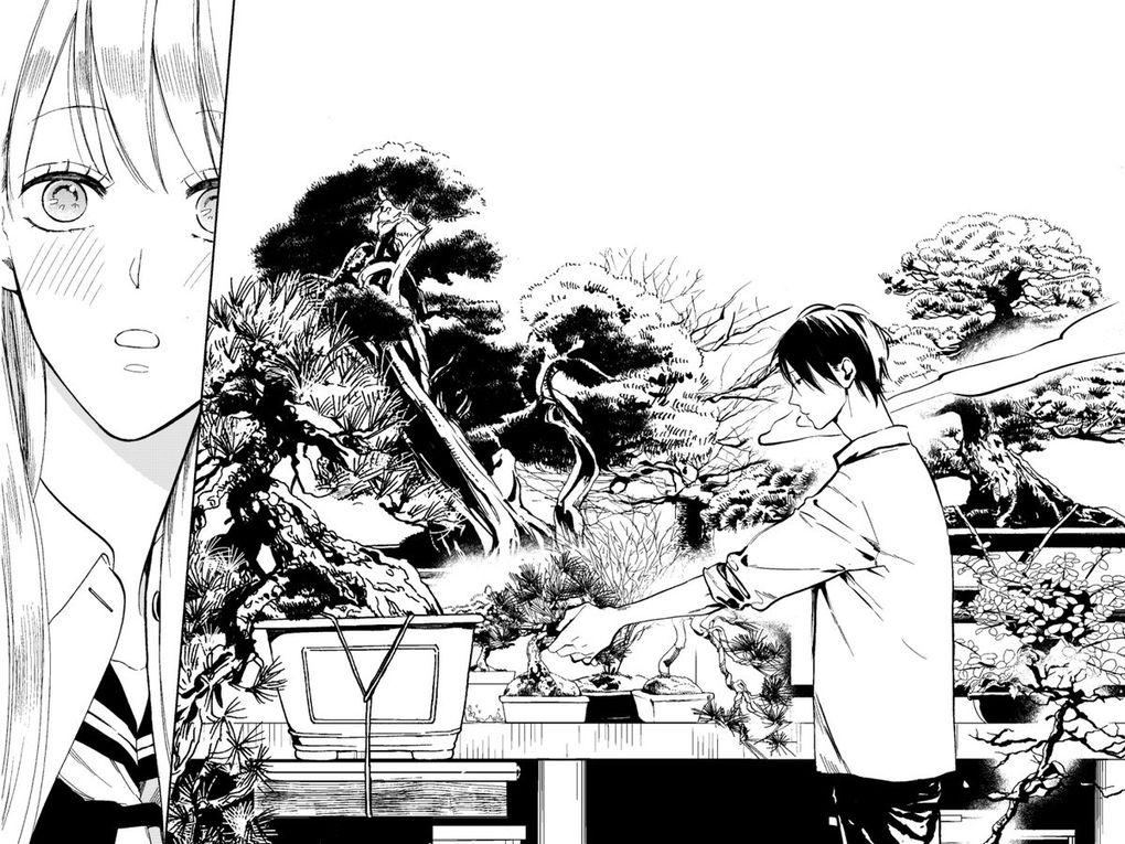 Hana koi ichi-sai-sei : un oneshot de Satoshi Morie