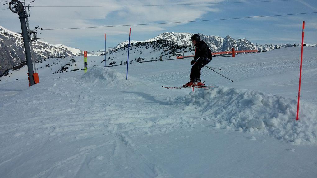 Atelier ski - Mars 2014