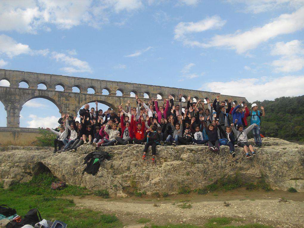 Voyage des 6èmes à Arles