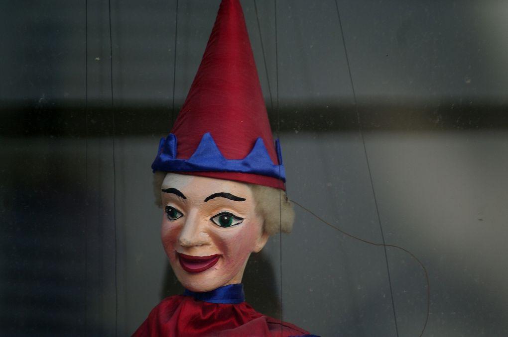 musée des marionnettes qui présente une des plus riches collections au monde !