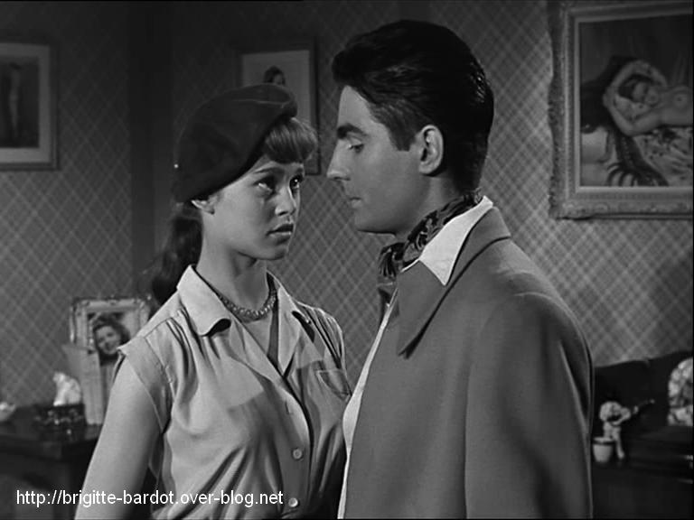 Brigitte Bardot film &quot&#x3B;Le trou Normand&quot&#x3B;...suite et FIN